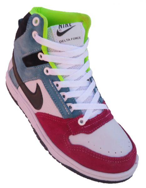 Tenis Nike Sb Cano Alto