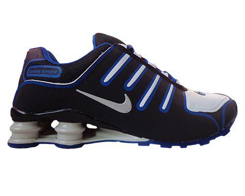 Nike Shox nz Lançamento 2013 Tênis Nike Shox nz Preto e